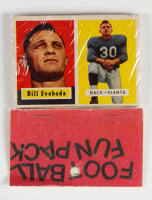 1957 Topps Football Card Fun Pack with (10) Cards (See Description) at PristineAuction.com