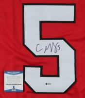 Connor Murphy Signed Jersey (Beckett COA) (See Description) at PristineAuction.com
