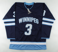 Tucker Poolman Signed Jersey (Beckett COA) at PristineAuction.com