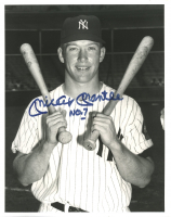 Mickey Mantle Signed Yankees 8x10 Photo (JSA ALOA) at PristineAuction.com