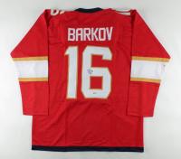 Aleksander Barkov Signed Jersey (Beckett COA) (See Description) at PristineAuction.com