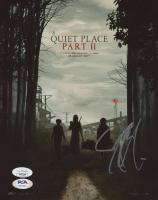 "John Krasinski Signed ""A Quiet Place Part II"" 8x10 Photo (JSA COA & PSA Hologram) at PristineAuction.com"