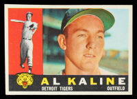 Al Kaline 1960 Topps #50 at PristineAuction.com