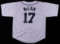 """Denny McLain Signed Jersey Inscribed """"31-6, 1968"""" (JSA Hologram) at PristineAuction.com"""