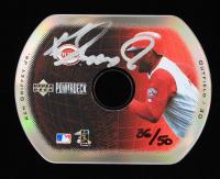 Ken Griffey Jr. 2000 Upper Deck PowerDeck Magical Moments Autographs #KG #36/50 (JSA COA) at PristineAuction.com