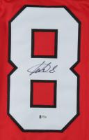 Dominik Kubalik Signed Jersey (Beckett COA) at PristineAuction.com