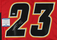 Sean Monahan Signed Jersey (Beckett COA) at PristineAuction.com