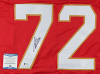 Sergei Bobrovsky Signed Jersey (Beckett COA) at PristineAuction.com