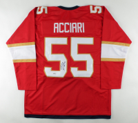 Noel Acciari Signed Jersey (Beckett COA) at PristineAuction.com
