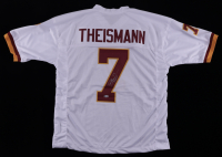 """Joe Theismann Signed Jersey Inscribed """"83 MVP"""" (Beckett Hologram) at PristineAuction.com"""