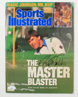 Nick Faldo Signed 1989 Sports Illustrated Magazine (JSA COA) (See Description) at PristineAuction.com