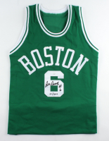 Bill Russell Signed LE Jersey (JSA COA) (See Description) at PristineAuction.com