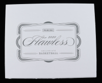 Obi Toppin 2020-21 Panini Flawless Collegiate Rookie Autographs Gold #18 #6/10 with Case at PristineAuction.com