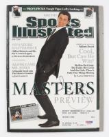 Adam Scott Signed 2008 Sports Illustrated Magazine (PSA COA) (See Description) at PristineAuction.com