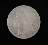 1881-O Morgan Silver Dollar at PristineAuction.com