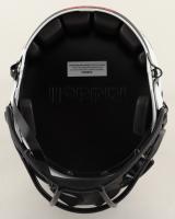 Jim Kelly, Thurman Thomas, & Andre Reed Signed Bills Full-Size Lunar Eclipse Alternate Speed Helmet (Beckett COA) at PristineAuction.com