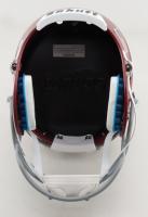 "Charles White Signed USC Trojans Full-Size Helmet Inscribed ""Heisman 79"" (Sscwartz COA) (See Description) at PristineAuction.com"