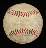 1961 Yankees Baseball Team-Signed by (29) with Yogi Berra, Whitey Ford, Tony Kubek, Roger Maris, Bill Skowron, Bobby Richardson (JSA LOA) at PristineAuction.com