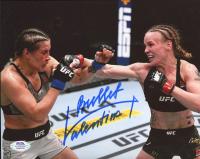 """Bullet"" Valentina Shevchenko Signed UFC 8x10 Photo (PSA COA) at PristineAuction.com"