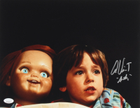 """Alex Vincent Signed """"Childs Play"""" 11x14 Photo Inscribed """"Andy"""" (JSA COA) at PristineAuction.com"""