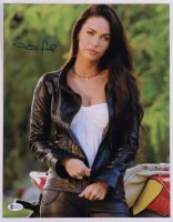 "Megan Fox Signed ""Transformers"" 11x14 Photo (Beckett COA) at PristineAuction.com"