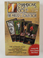 """1998 Champions of Golf """"The Masters Collection"""" Factory Set of (63) Cards at PristineAuction.com"""