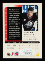 Mike Wilson Signed 1996-97 Be A Player Autographs #23 (JSA COA) at PristineAuction.com