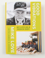 """Mike Love Signed """"Good Vibrations: My Life As A Beach Boy"""" Hardcover Book (JSA COA) at PristineAuction.com"""