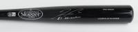 """Ronald Acuna Jr. Signed Louisville Slugger Pro Stock Baseball Bat Inscribed """"El Abusador"""" (Beckett Hologram) at PristineAuction.com"""