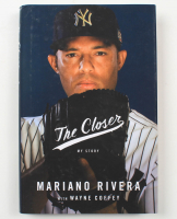 """Mariano Rivera Signed """"The Closer: My Story"""" Hardcover Book (JSA COA) at PristineAuction.com"""