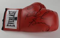 Riddick Bowe Signed Everlast Boxing Glove (JSA COA & Bowe Hologram) at PristineAuction.com