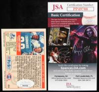 Barry Sanders Signed 1989 Pro Set #494 RC (JSA COA) at PristineAuction.com