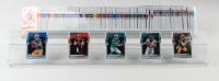 2020 Donruss Optic Football Complete Set of (200) Cards with Justin Herbert #153 RR RC, Joe Burrow #151 RR RC, Tua Tagovailoa #152 RR RC, Jalen Hurts #164 RR RC, Jordan Love #154 RR RC at PristineAuction.com