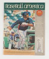 Jason Heyward Signed 2009 Baseball America Magazine (PSA COA) at PristineAuction.com