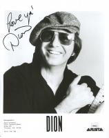 "Dion DiMucci Signed 8x10 Photo Inscribed ""Love Ya!"" (JSA COA) at PristineAuction.com"
