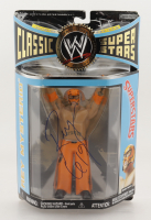Rey Mysterio Signed WWE Classic Super Stars Figurine (JSA COA) (See Description) at PristineAuction.com