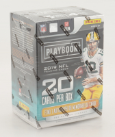 2019 Panini Playbook Football Blaster Box with (4) Packs at PristineAuction.com