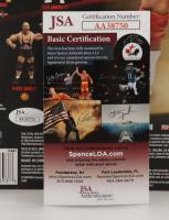 Jeff Jarrett Signed WWE Legends of the Ring Figurine (JSA COA) (See Description) at PristineAuction.com