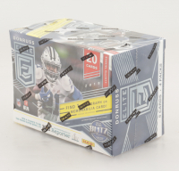 2019 Donruss Elite Football Blaster Box with (4) Packs (See Description) at PristineAuction.com