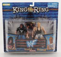 Jeff Jarrett Signed WWE King of the Ring Figurine (JSA COA) at PristineAuction.com