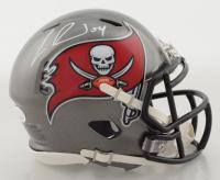 Lavonte David Signed Buccaneers Speed Mini Helmet (JSA COA) at PristineAuction.com