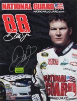 Dale Earnhardt Jr. Signed #88 National Guard 2013 NASCAR 8x10 Photo (JSA COA & Earnhardt Jr. Hologram) at PristineAuction.com