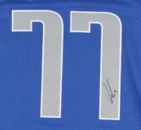 Luka Doncic Signed Mavericks Jersey (JSA Hologram) at PristineAuction.com