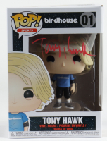 Tony Hawk Signed Birdhouse #01 Funko Pop! Vinyl Figure (JSA COA) (See Description) at PristineAuction.com