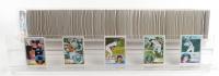 1983 Topps Complete Set Of (792) Baseball Cards with #482 Tony Gwynn, #83 Ryne Sandberg, #498 Wade Boggs, Nolan Ryan #360, Cal Ripken #163 at PristineAuction.com
