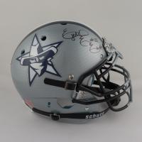 Ezekiel Elliott Signed Full-Size Authentic On-Field Hydro-Dipped Helmet (Beckett COA) at PristineAuction.com