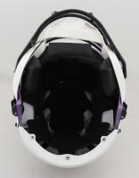Dalvin Cook Signed Vikings Full-Size Authentic On-Field Matte Purple SpeedFlex Helmet (JSA COA & Cook Hologram) (See Description) at PristineAuction.com