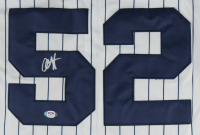 C.C. Sabathia Signed Yankees Jersey (PSA COA) at PristineAuction.com