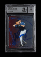 Alex Rodriguez Signed 1997 Select Tools of the Trade #24 (BGS Encapsulated) at PristineAuction.com