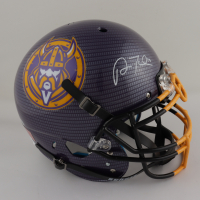 Adam Thielen Signed Full-Size Authentic On-Field Hydro Dipped Helmet (Beckett COA) at PristineAuction.com